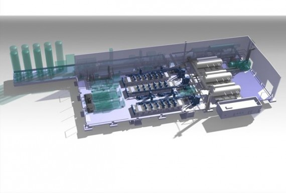 ITER cryoplant
