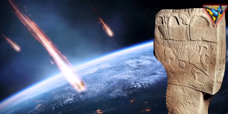 Ancient Stone Pillar Suggests Comet Strike On Earth 13,000 ...