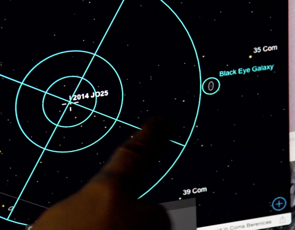 Impact Possible: Giant Asteroid To Come Close To Earth In ...