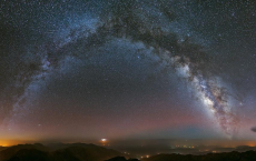 Largest Space Image: Milky Way Photo With 46 Billion Pixels
