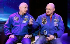 Scott & Mark Kelly