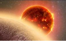 Tiny Red Dwarf Star Is Super Stormy