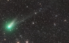 Comet Catalina Spotted With Two Tails