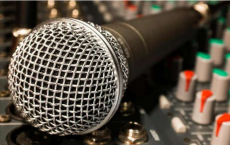 Graphene microphone outshines nickel  microphone