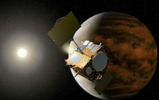 Akatsuki Aka 'Dawn' Enters Orbit Around Venus