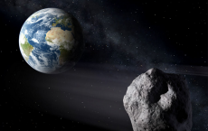 Asteroid  known as 2003 SD220