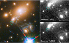 Supernova 'Refsdal' Captured With Hubble
