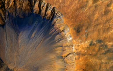 No water found in Martian gullies