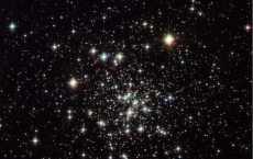 Ancient globular cluster