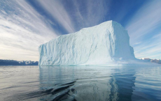 Giant Icebergs Aid In Removing CO2