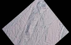 Enceladus Mysterious Terrain