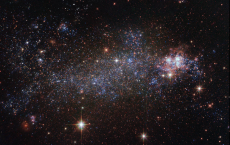 Hubble Captures Irregular Galaxies