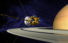Cassini In Saturn Orbit Insertion (SOI) Maneuver