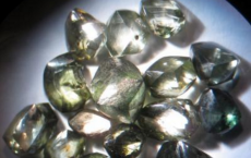 Witwatersrand diamonds