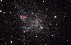 Clean, small galaxy