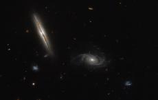 Spiral Galaxy 'LO95 0313-192'