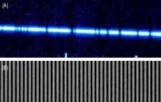 Laser Comb