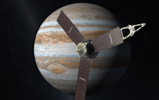 Juno Spacecraft Heading For Jupiter