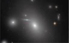 Elliptical Galaxy 'NGC 4889'