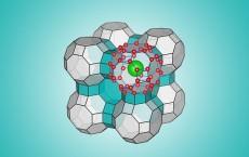 Ice Molecule