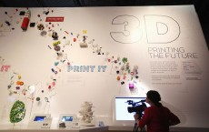 Science Musuem Explores The Future Of 3D Printing