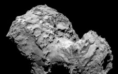 Rosetta Spacecraft Rendezvous With Comet