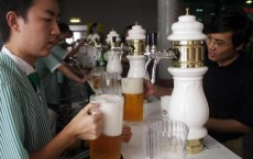 Thousands Descend On Quingdao For China's Biggest Beer Festival