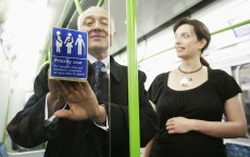 Tube Priority Seating For Pregnant Women