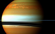 Jet Streams on Saturn Due to Planet's Heat
