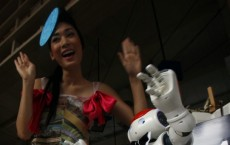 Surrogate Robots To Become Part of Human Race