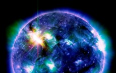 New Warning System to Predict Intensity of Solar Flare
