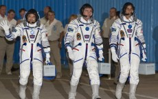 Sunita Williams Begins Second Stay in Space