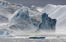 Excessive Carbon Bonding Is Breaking Glaciers