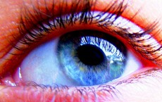 How many megapixels is the human eye?