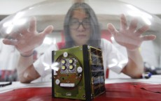 Homemade Satellite to Hit Space Soon