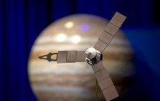 NASA Holds Briefing On Juno Mission Arrival At Jupiter