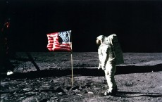 Pair of Lawmakers Propose to Establish National Park on Moon To Protect Landing Sites of Apollo Mission