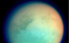 Cassini Spacecraft Reveals Titan Surface Details