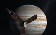 Jupiter and Juno Spacecraft