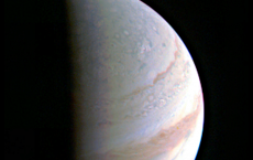 Juno Successfully Completes First Jupiter Flyby