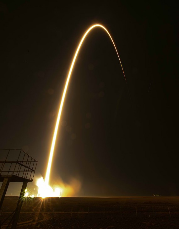 Soyuz TMA-12M Prepares To Launch