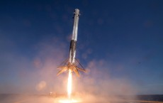 SpaceX rocket will soon be competing with UCLA rockets.