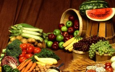 Vitamin B rich fruits and vegetables