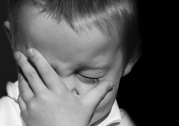 Distressed Child