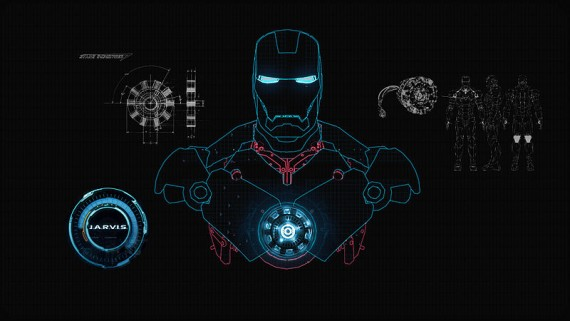 Jarvis shield interface