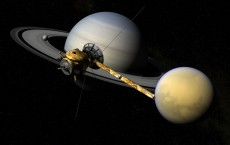 Cassini, Titan & Saturn