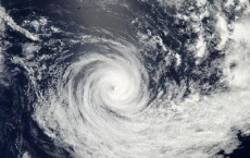 Tropical Cyclone Jasmine Seen by NASA Satellite