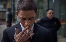 Barack Obama And Kim Jong Un Impersonators Meet In Beijing