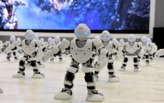 Robots Replace Human Workforce