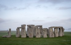 Aerial Views Of Stonehenge